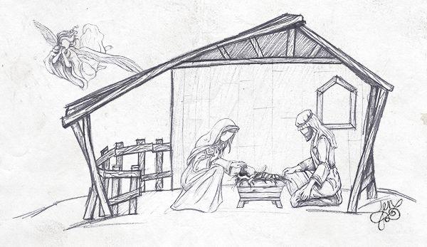 NativitySketch-Jfleming2016 by Justturtle