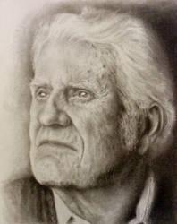 Billy Graham by Cresynchro