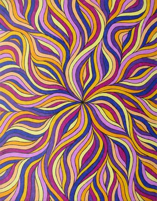 Spiral 3 by KyleWilcoxVisualArt