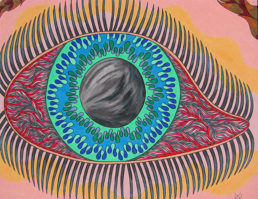 Eye 1 by KyleWilcoxVisualArt