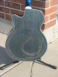 Guitar #1 by KyleWilcoxVisualArt