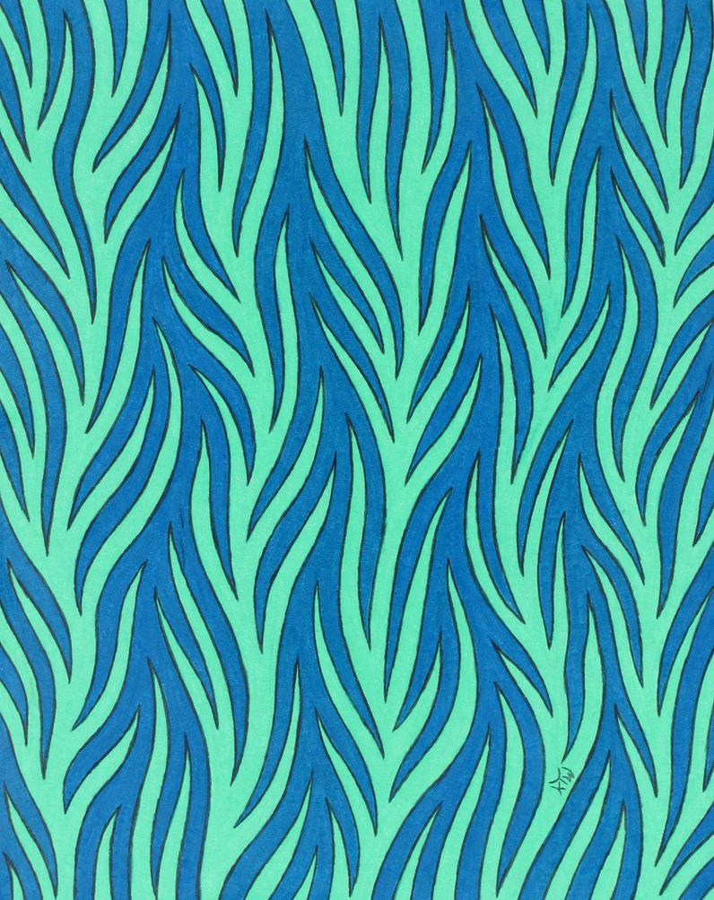 Seaweed #4 by KyleWilcoxVisualArt