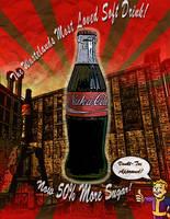 Nuka Cola Add by xRedhawkAcex