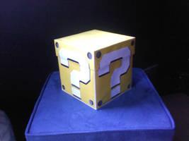 Mario Gift Box by xRedhawkAcex