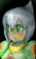 JetWoman(re-scaned) by NE0MARU
