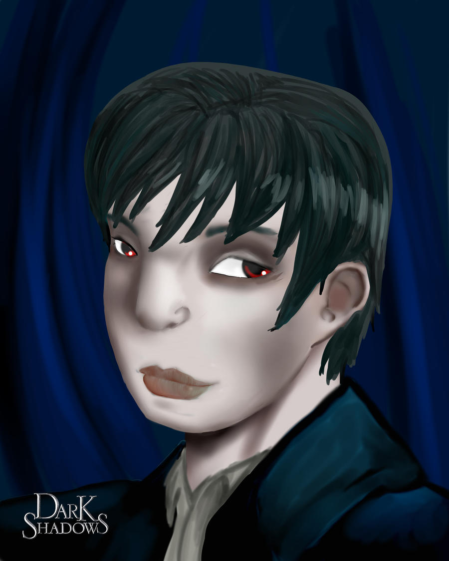 Barnabas Collins by Tambergal