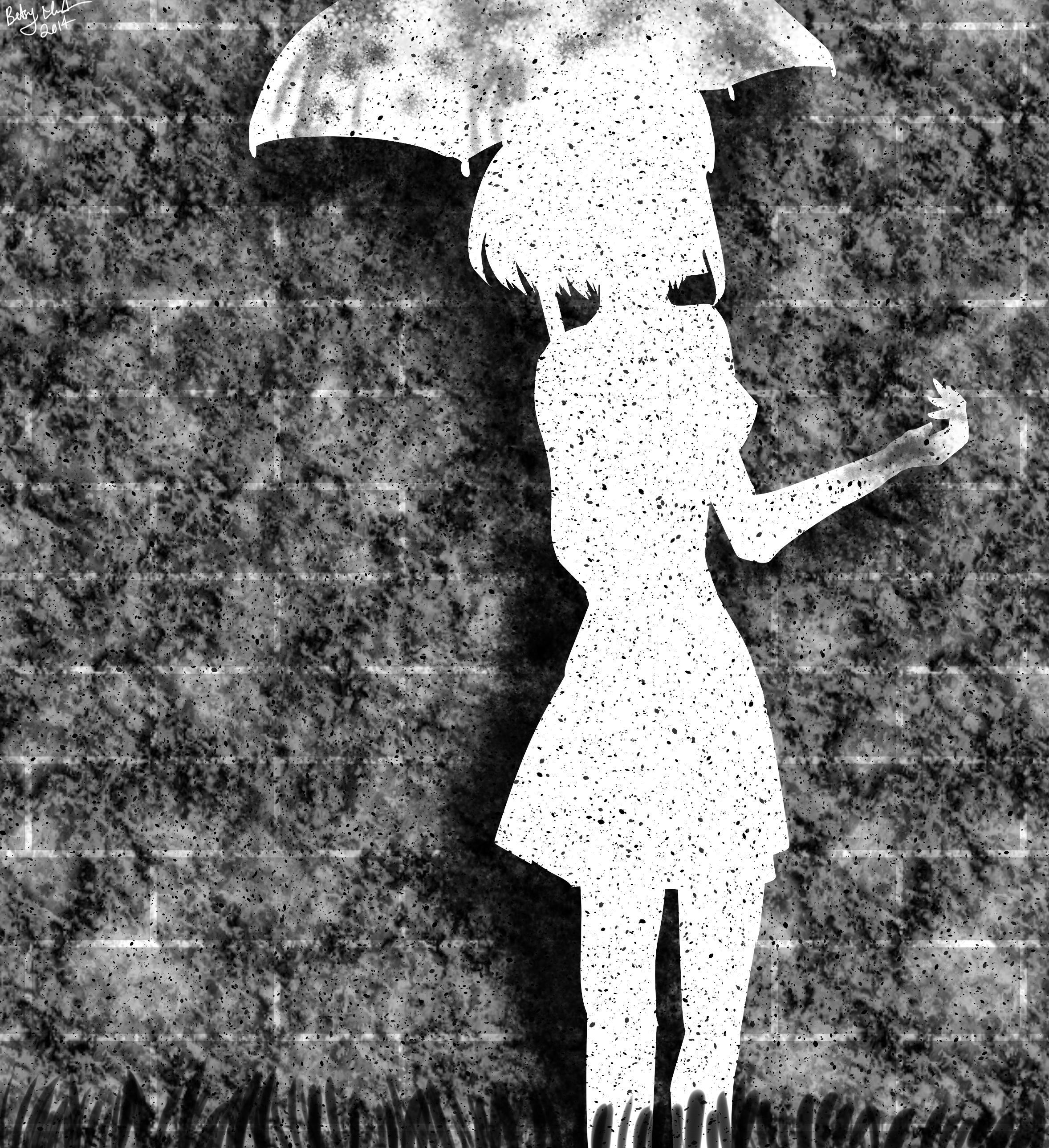 Ink Splatter by Tambergal