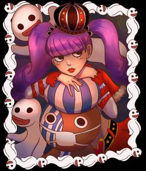 Ghost Princess Perona