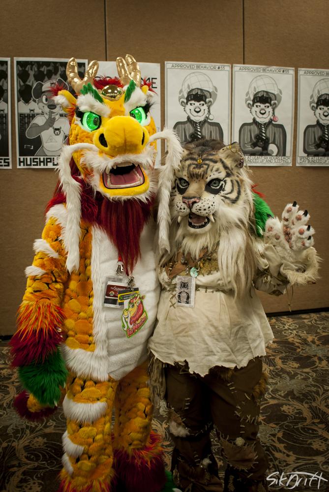 Fu Manchu Meets His Maker - BLFC 2015 by MrEd301