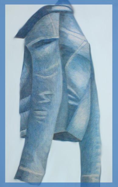 Jean jacket drawing by sonjaB on DeviantArt