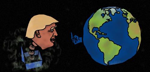 Trump VS World