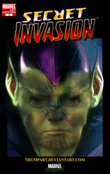 Trump Skrull - Secret Invasion