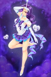 Sailor Rarity by ShadedAstral