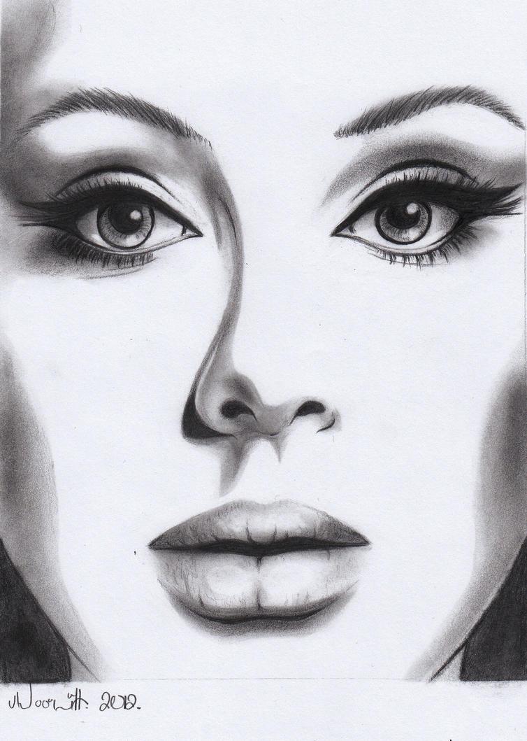 Adele by NoorAl-h