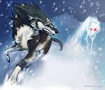(Fan Work) Snowpeak Ambush