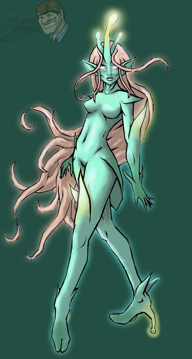 Fairy 2 by Kyle-A-McDonald