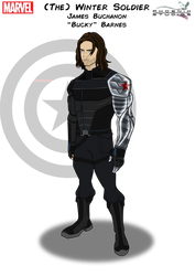 (The) Winter Soldier