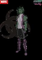She-Hulk by Kyle-A-McDonald