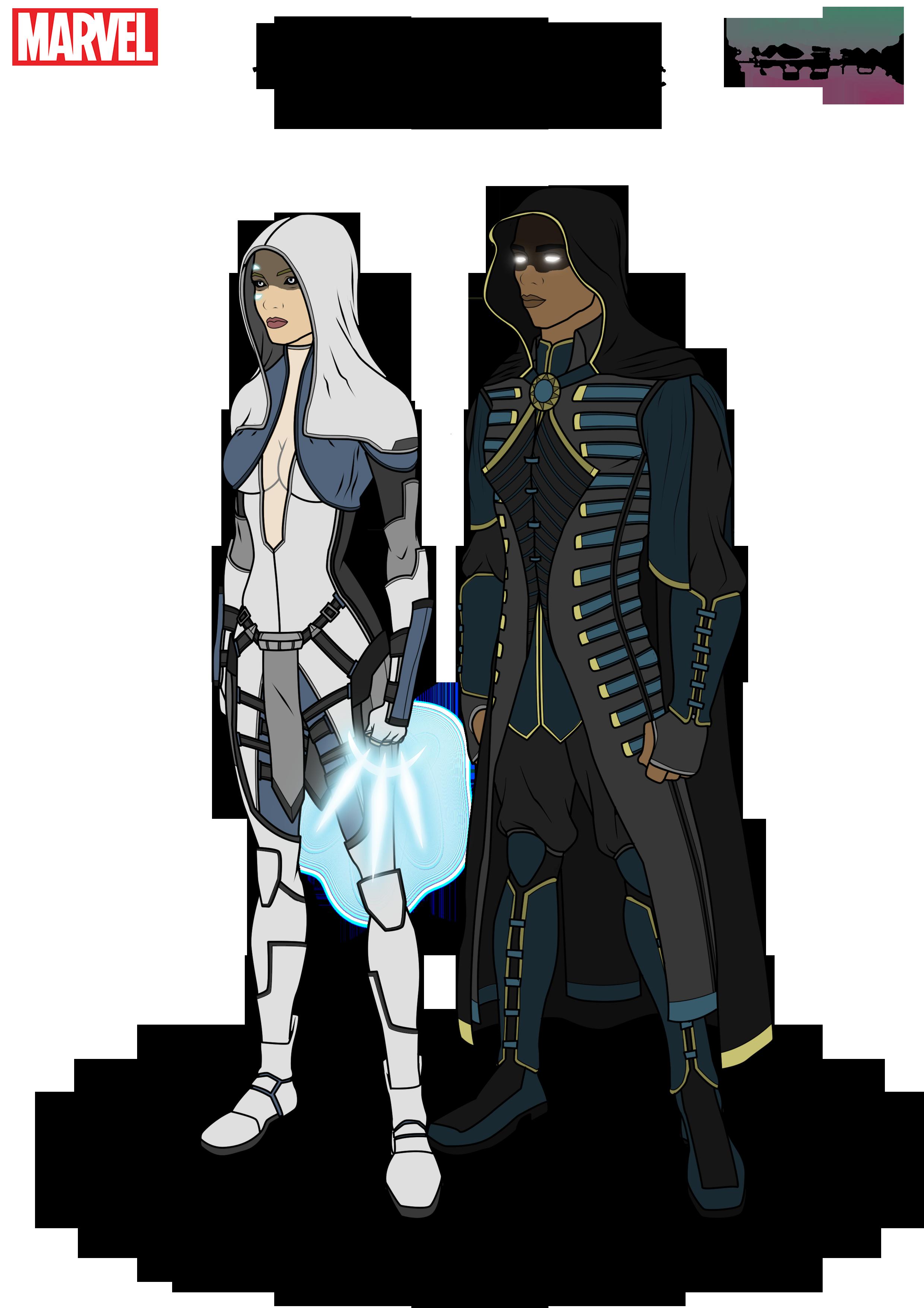 Cloak Und Dagger