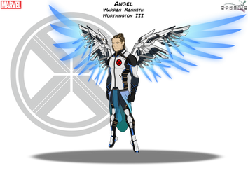 Angel by Kyle-A-McDonald