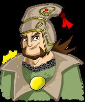 Skyward Sword - Sword Practice Teacher by SuperManosBros