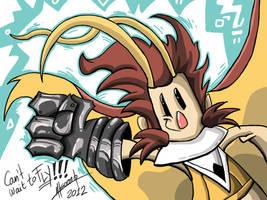 Owlboy !!! by SuperManosBros