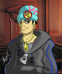 Ace Attorney - Apollo Justice