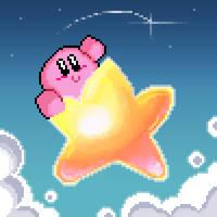 Kirby Pixels by SuperManosBros