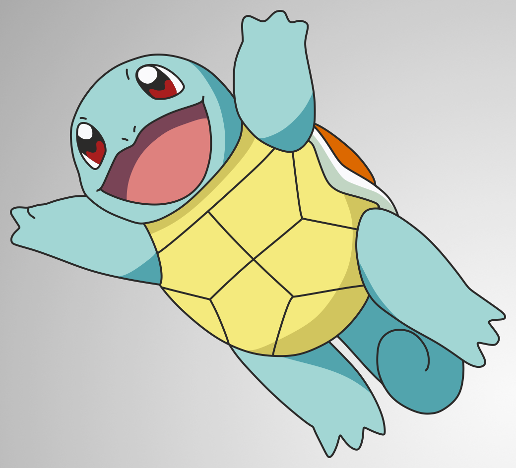 007 Squirtle by scope6...
