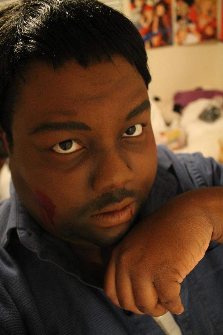 Lee Everett Make Up by MidnightPursona