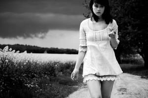walk by trinefina