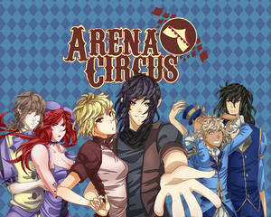Arena Circus Banner