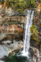 Brandywine Falls by BlackArrowPhotos