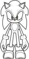 Teste Gabarito Sonic