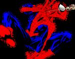 Spider-Man Vectorization