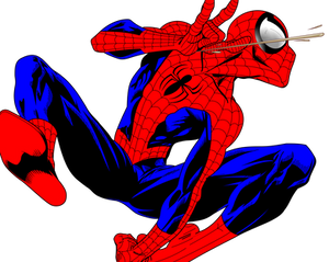 Spider-Man Vectorization