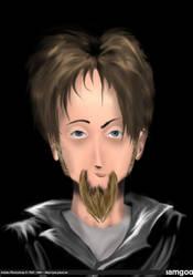 Self portrait of PeZ