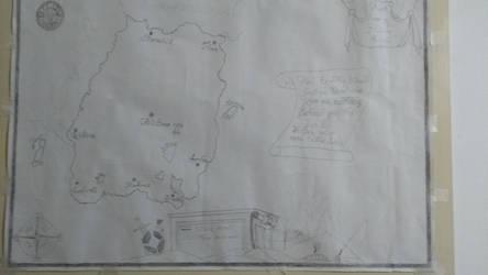Map of the Black Marsh