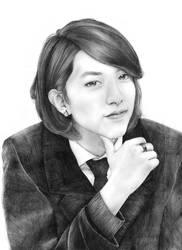Lee Jung-shin by Kaede--kun