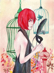 for lavikatze by Kaede--kun