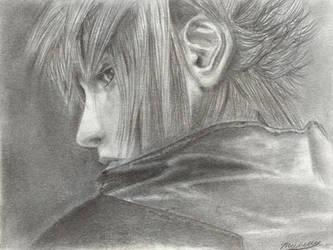 Final Fantasy Versus XIII by aurormish