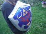 Hylian Shield, Ocarina of Time Test-Run