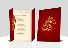 menu design by skofield08