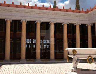 Ovid's Peristyle