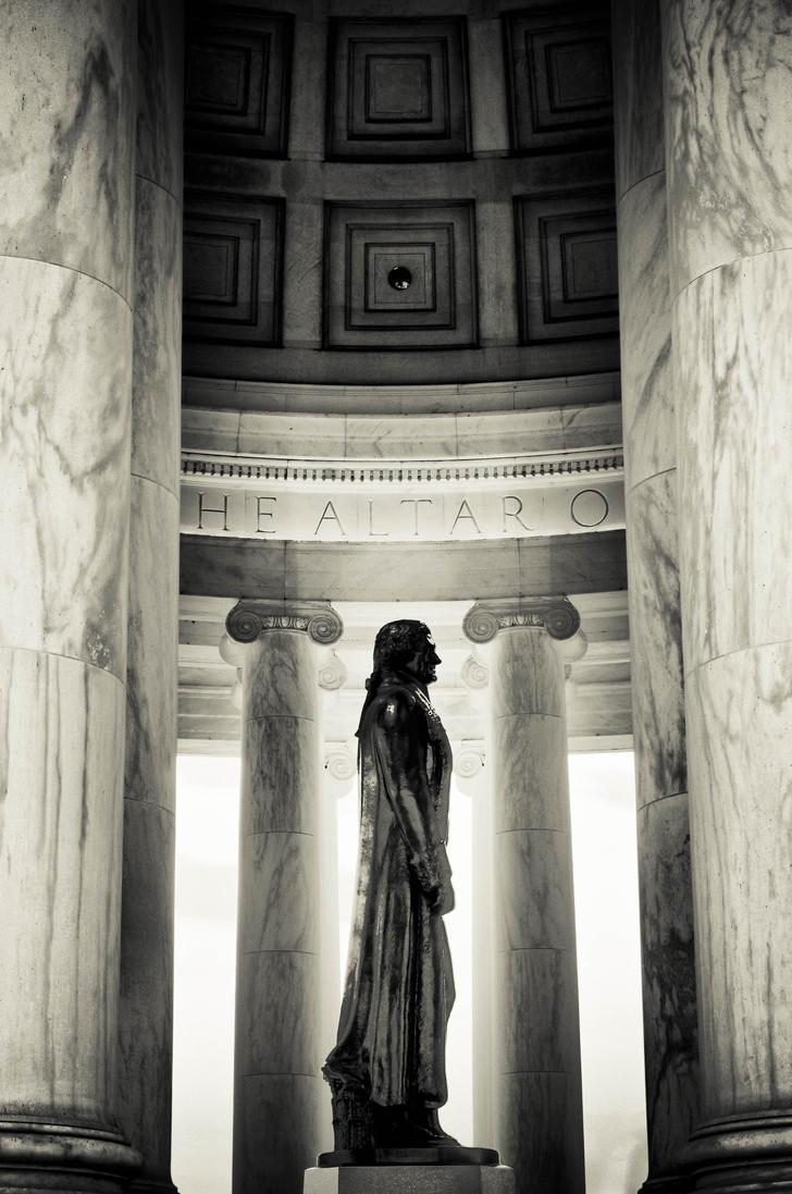 Jefferson by CharlesWb