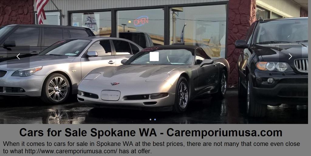 cars for sale spokane wa by caremporium on deviantart. Black Bedroom Furniture Sets. Home Design Ideas