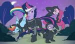 MLP - Ninjas