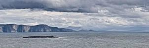 Achill Island Panorama.