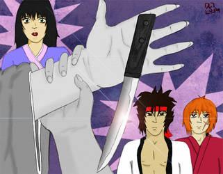 Megumi's Resolve by eternal-nostalgia