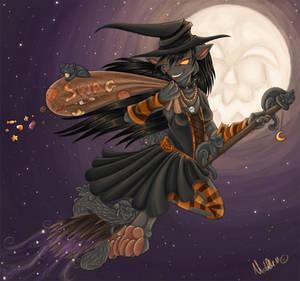 Happy Halloween by TrollsCanPaintToo